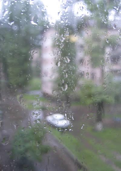 Долгий дождь